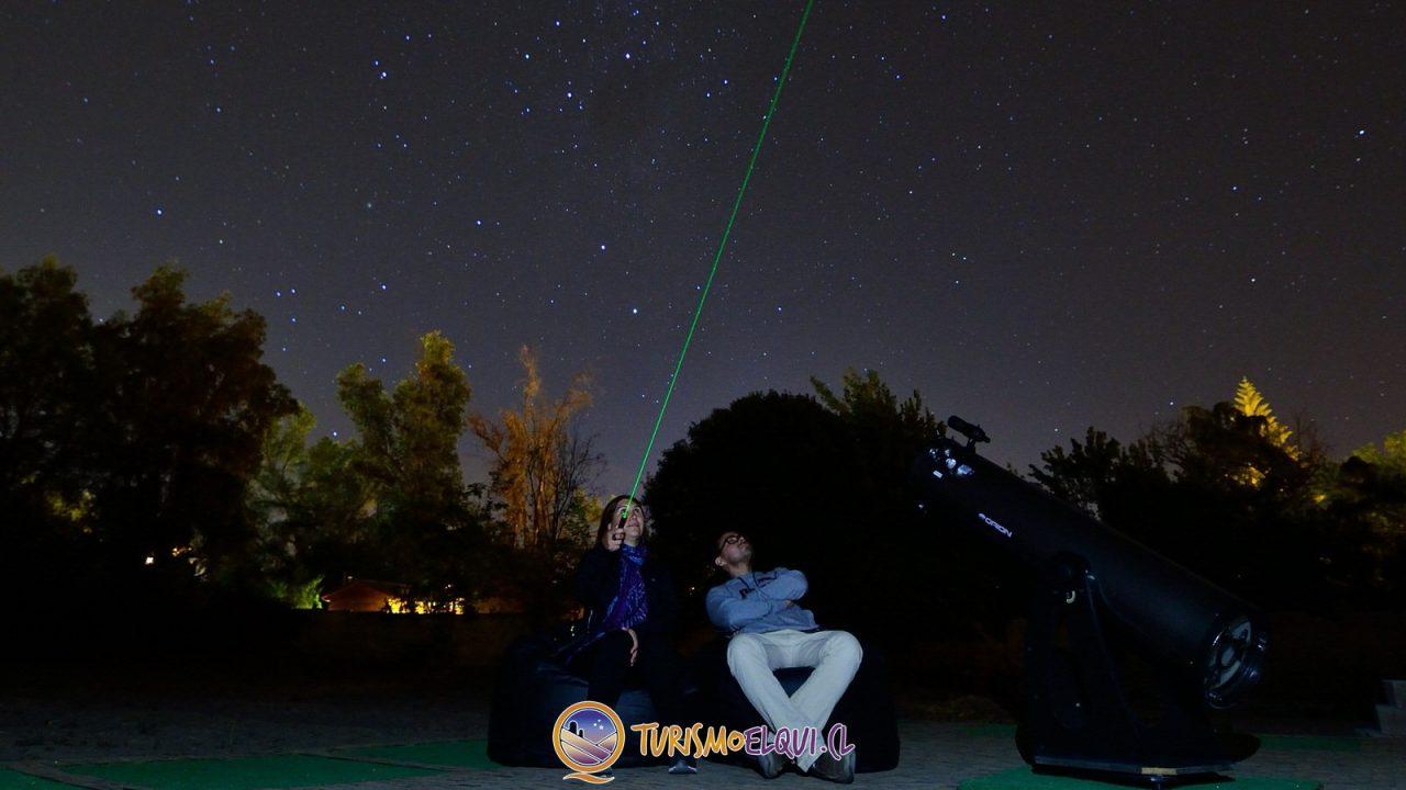astro experiencia valle del elqui en Vicuña