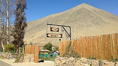 Casa Bagua, diaguitas, valle del elqui