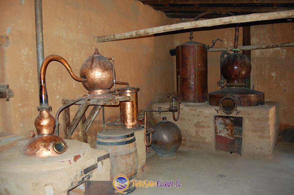 Destilacion Pisco Mistral, Pisco Elqui