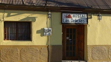 hostal las delicias, vicuña, valle del elqui