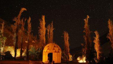 Observatorio Chakana en Pisco Elqui, Valle del Elqui