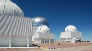 Observatorio Cerro Tololo, Valle del Elqui