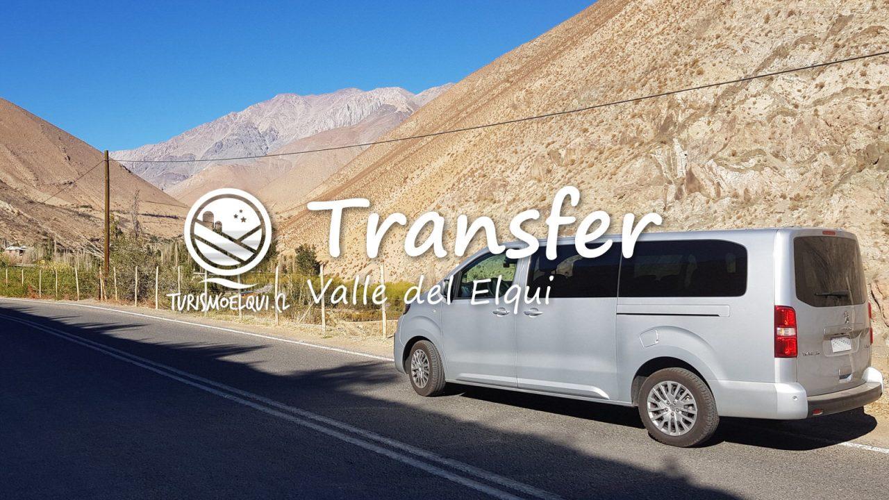 traslado en van minibuses desde la serena al valle del elqui
