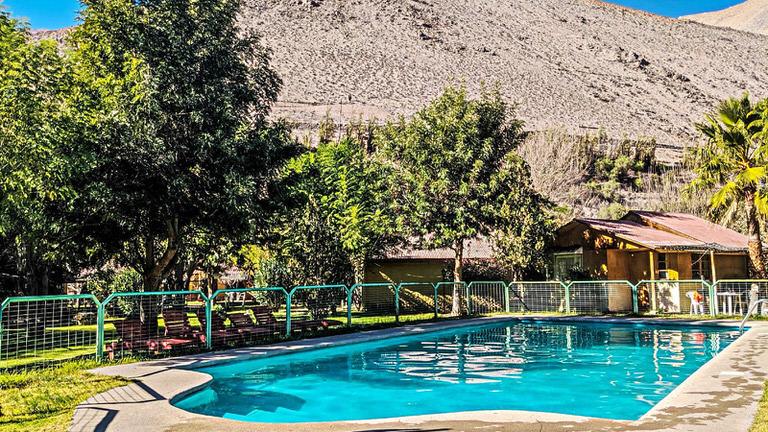 cabanas el encanto rivadavia paihuano elqui 1