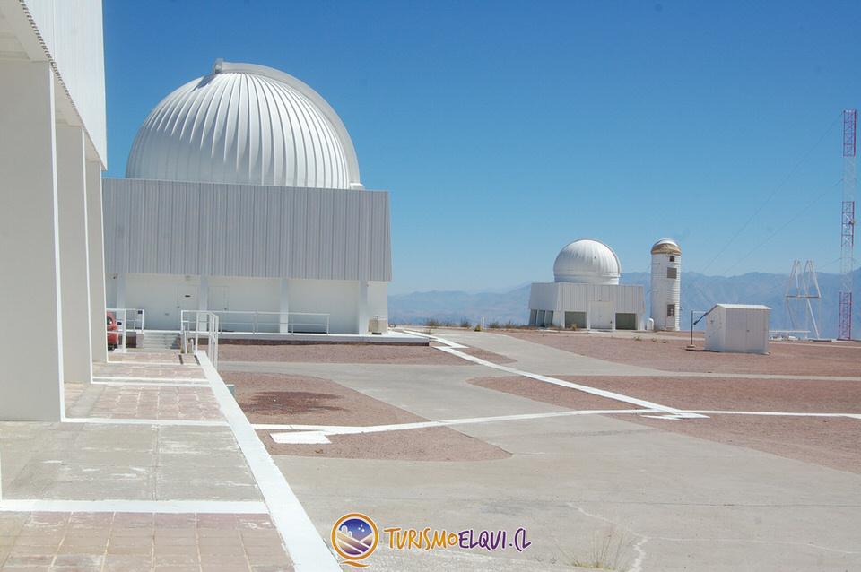 cupulas observatorio tololo