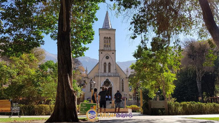 iglesia nuestra senora del rosario pisco elqui
