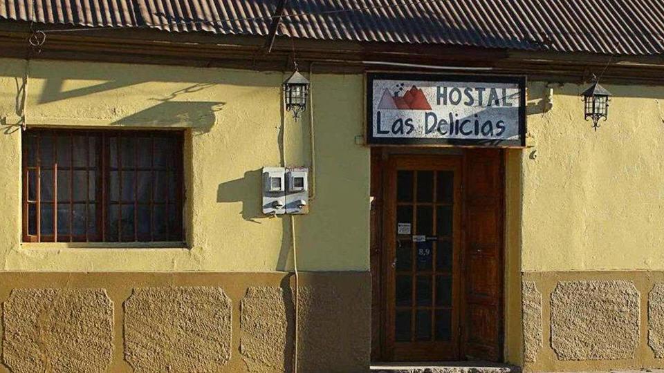 hostal las delicias vicuna valle del elqui 1