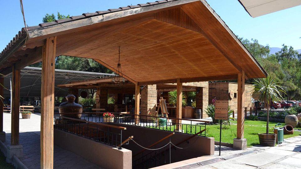 museo del pisco vicuna valle del elqui chile 1