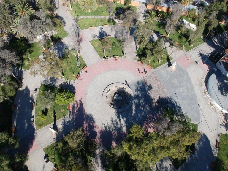 plaza de armas gabriela mistral vicuna elqui 1 768x576