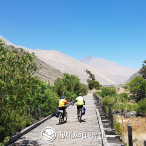 Descenso en Bicicleta Valle del Elqui