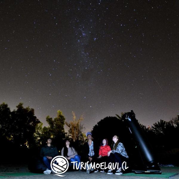 Astro Experiencia en Vicuña Valle del Elqui